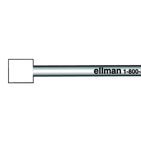 Эндоцервикальный квадратный электрод, 8 мм (1 в упак.), стерилизуемый. Кат. № F2
