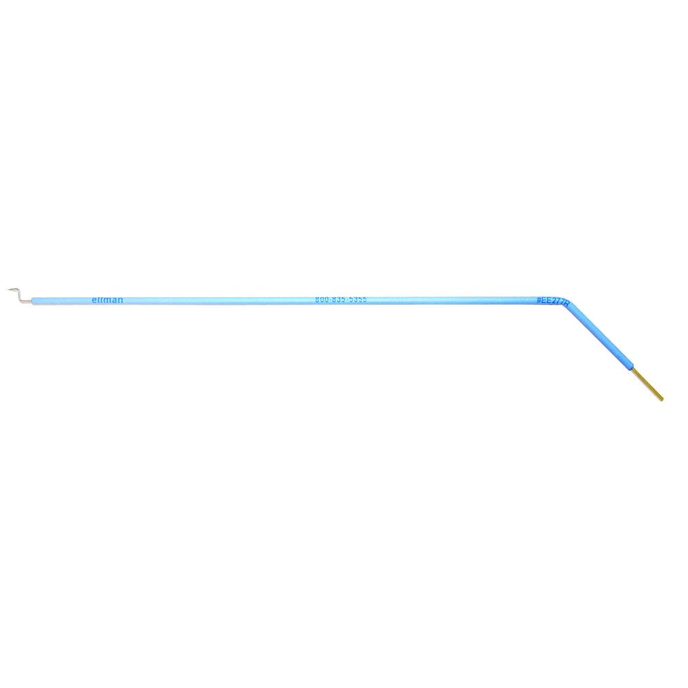 Игольчатый электрод для гортани, L 24 см. Кат. № EE277