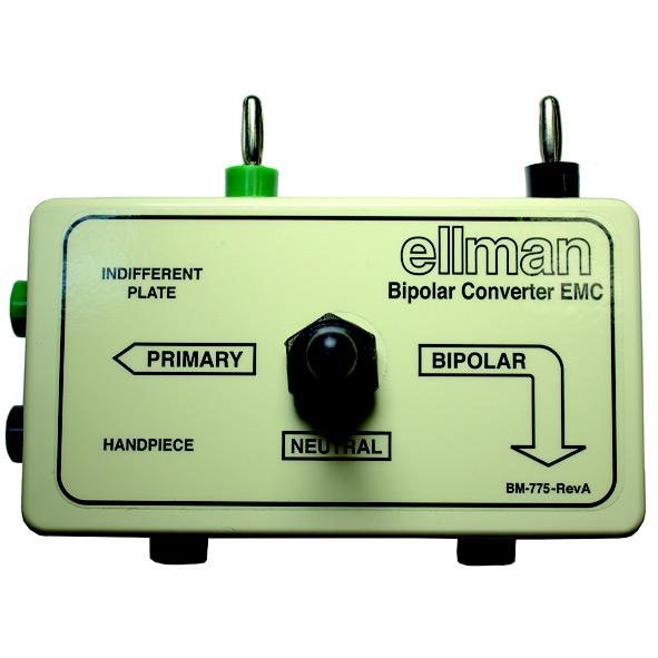 Биполярный преобразователь (Адаптер ЕМС-Н95А) для прибора портативного для электро-радиохирургии «Сургитрон»
