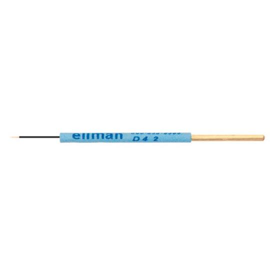 Изолированный электрод, гейдж 30 – L 1,27 см. Кат. №D42