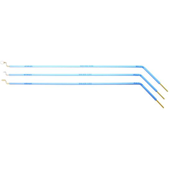 Комплект электродов для микро-операций на гортани
